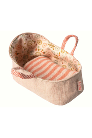 Maileg Carry Cot My Rose - Product Mini Image