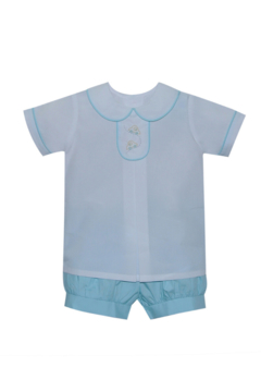 Shoptiques Product: Cars Boy Short Set