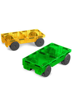 Valtech - MagnaTiles Cars Expansion Set - Alternate List Image