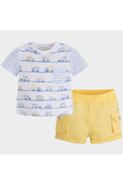 Mayoral Cars Outfit - Front cropped