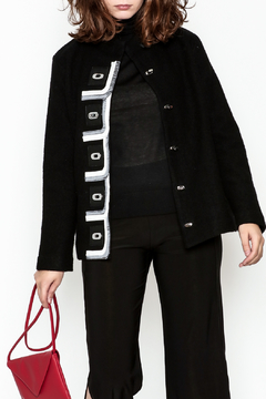 Carson Boiled Wool Jacket - Product List Image