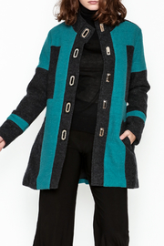 Carson Color Block Jacket - Product Mini Image