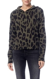 360 Cashmere Carson Skull Sweater - Front full body