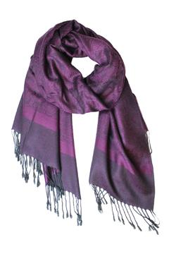 Shoptiques Product: Berry Pashmina