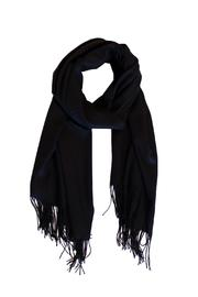 Shoptiques Product: Black Cashmere Shawl