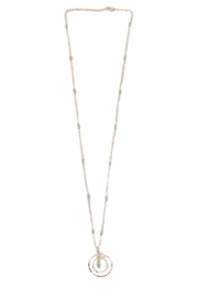 Carte Blanche Enchanted Necklace - Front cropped