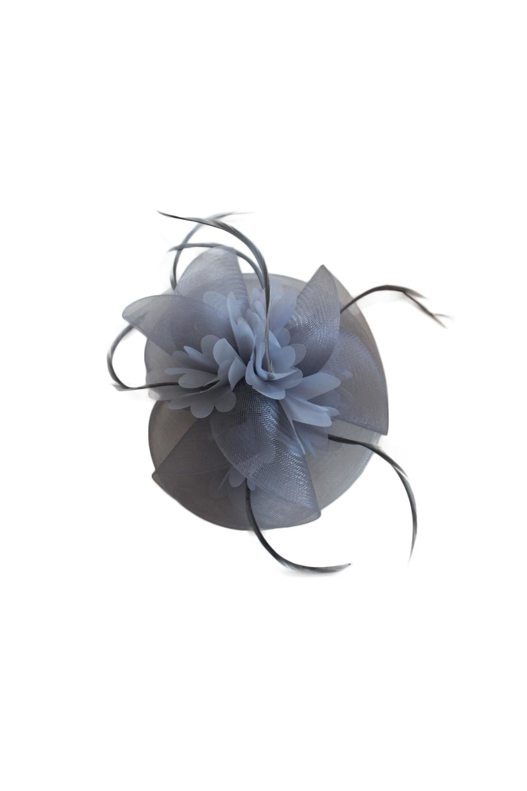 Carte Blanche Go Big Hair Fascinator - Front Cropped Image