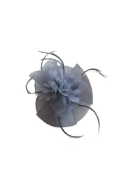 Carte Blanche Go Big Hair Fascinator - Front cropped