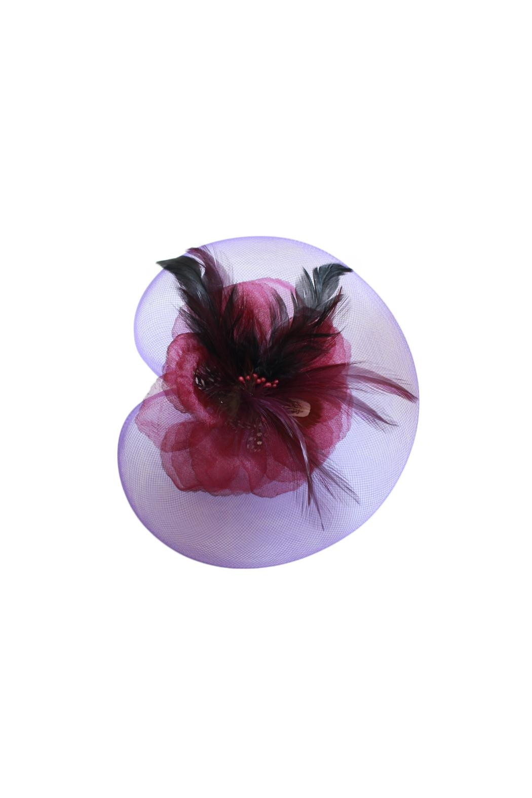Carte Blanche Marguerite Fascinator - Main Image