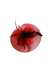 Carte Blanche Marguerite Fascinator - Front cropped