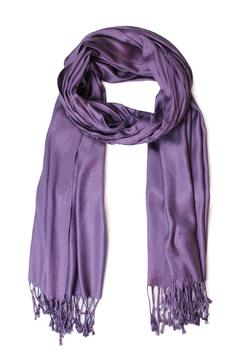 Shoptiques Product: Purple Pashmina