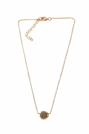 Carte Blanche Trista Necklace Smoke - Front cropped
