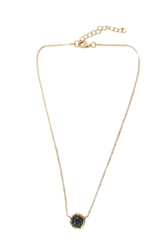 Carte Blanche Trista Necklace Teal - Product List Image