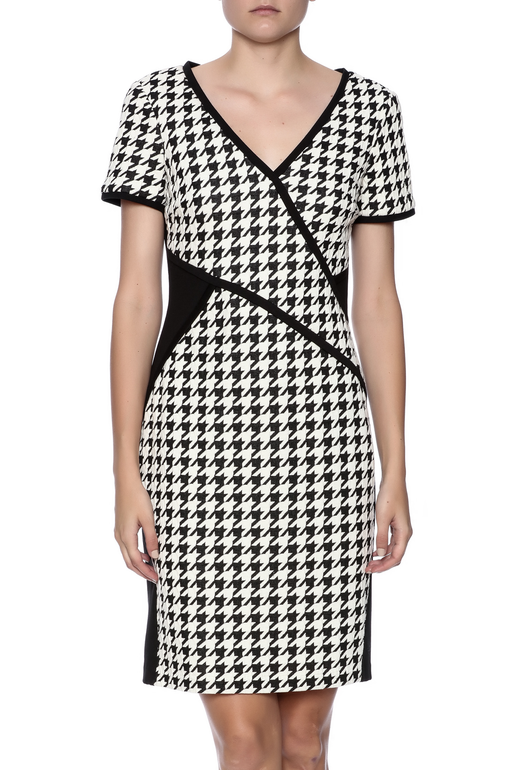 Cartise Houndstooth Dress from Maryland by Aspire Women's ...
