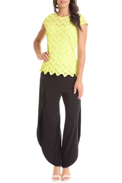Cartise Knit Pullover Top - Alternate List Image