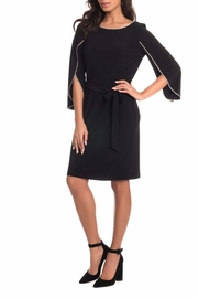 Cartise Silver Edged Dress - Product Mini Image