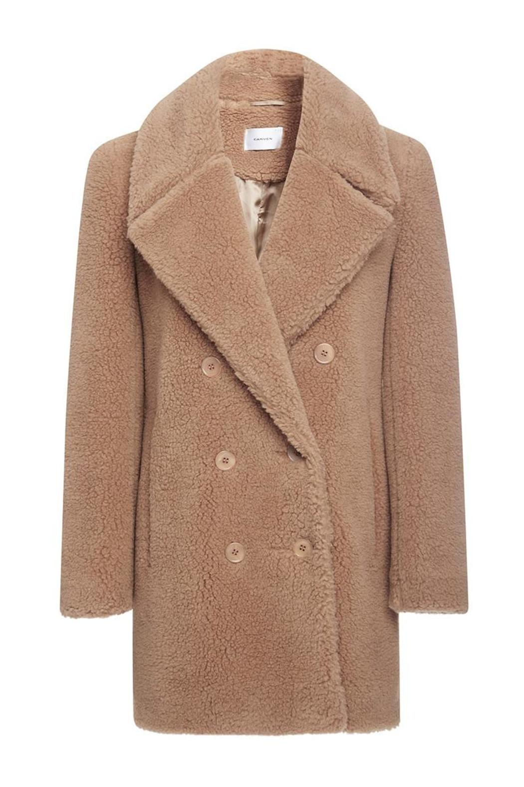 Carven Teddy Bear Peacoat From West Loop By Another 20