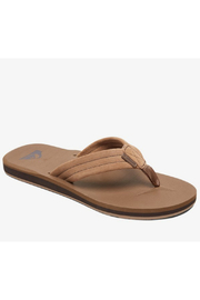Quicksilver Carver Suede Leather Sandals Youth - Product Mini Image