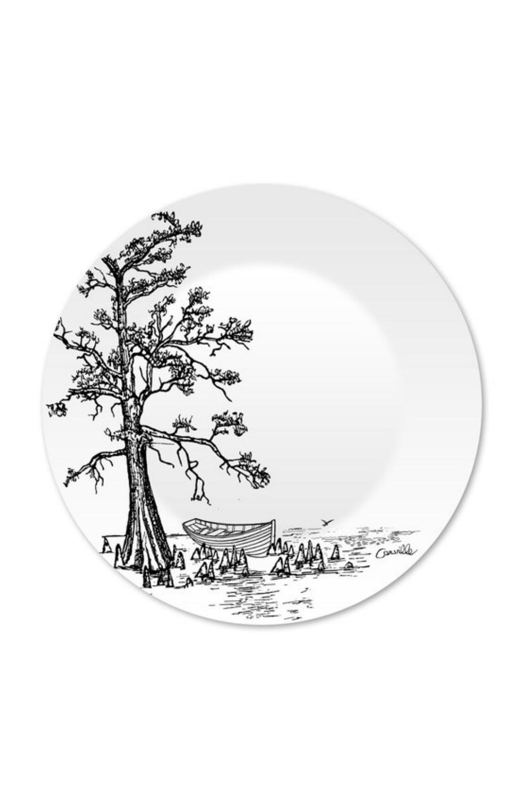 Roux Brands Carville Tree Platter - Main Image