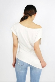 Casa Lee  One Shoulder Top - Front full body