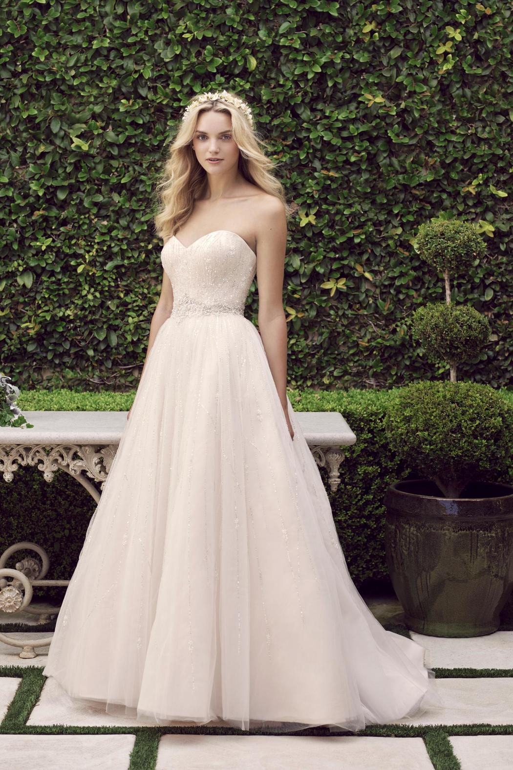 3941879dfcca Casablanca Bridal Tulle Ball Gown from Maryland by TLC Bridal ...