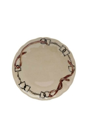 Casafina Equus Dinner Plate - Front cropped