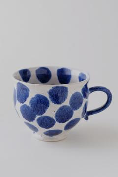 Shoptiques Product: Polka Dot Mug