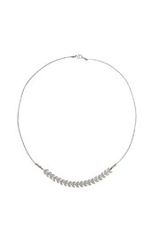 Bronwen Cascade Necklace - Front cropped