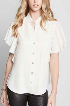 Shoptiques Product: Cascade Sleeve Top