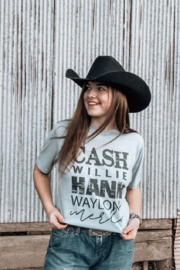 Ask Apparel Cash Willie Graphic Tee - Product Mini Image