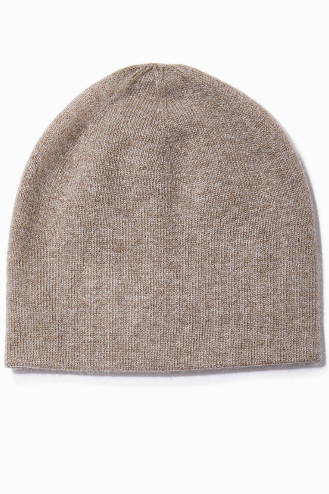 Look by M Cashmere Blended Basic Beanie - Main Image