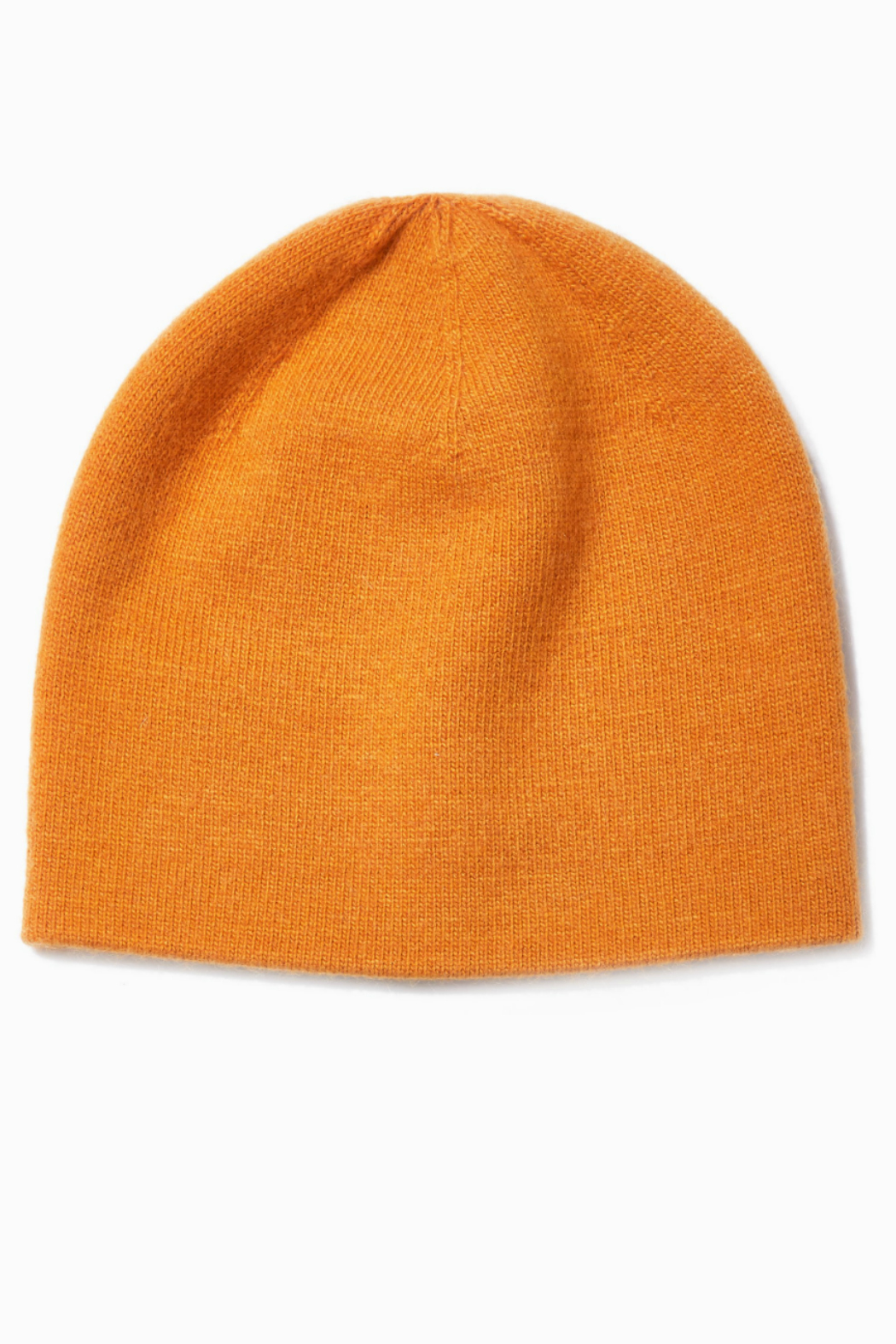 Look by M Cashmere Blended Basic Beanie - Front Cropped Image