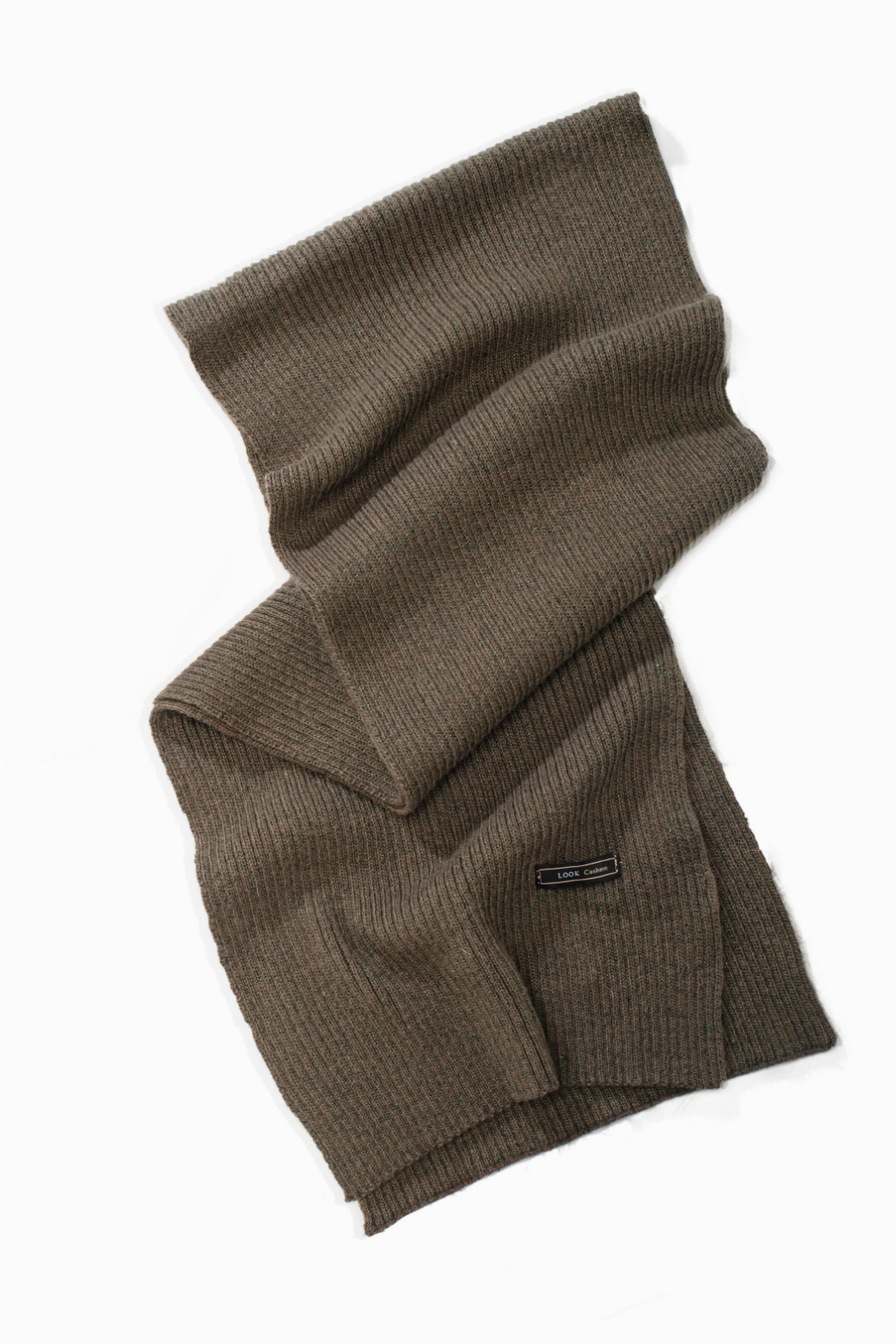 Look by M Cashmere Blended Sparkle Knit Scarf - Main Image