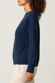 Margaret O'Leary Cashmere Boatneck - Front full body