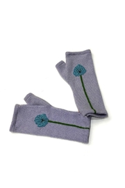 Lets Accessorize Cashmere Fingerless Gloves - Product Mini Image