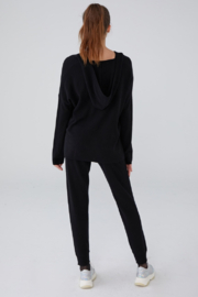 Revive Cashmere Cashmere Hoodie - Front full body