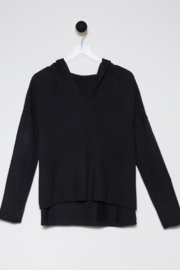 Revive Cashmere Cashmere Hoodie - Back cropped