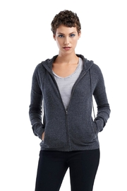 TAGS Cashmere Hoodie - Front cropped