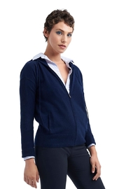 TAGS Cashmere Hoodie - Product Mini Image