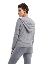 TAGS Cashmere Hoodie - Front full body