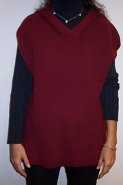 Tyler Boe Cashmere Hoodie Sweater - Product Mini Image