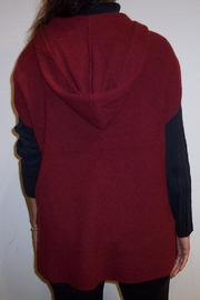 Tyler Boe Cashmere Hoodie Sweater - Front full body