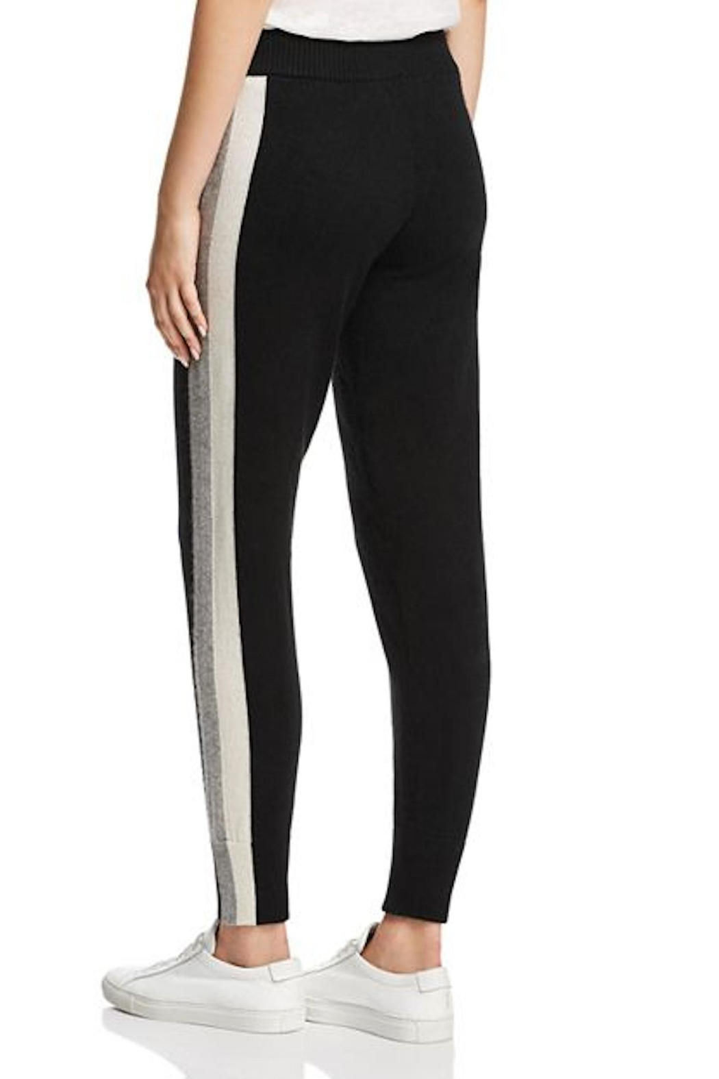 Minnie Rose Cashmere Jogger Pant - Front Full Image