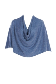 Tees by Tina Cashmere Poncho/scarf - Product Mini Image