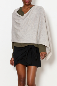 Tees by Tina Cashmere Ruana - Product List Image