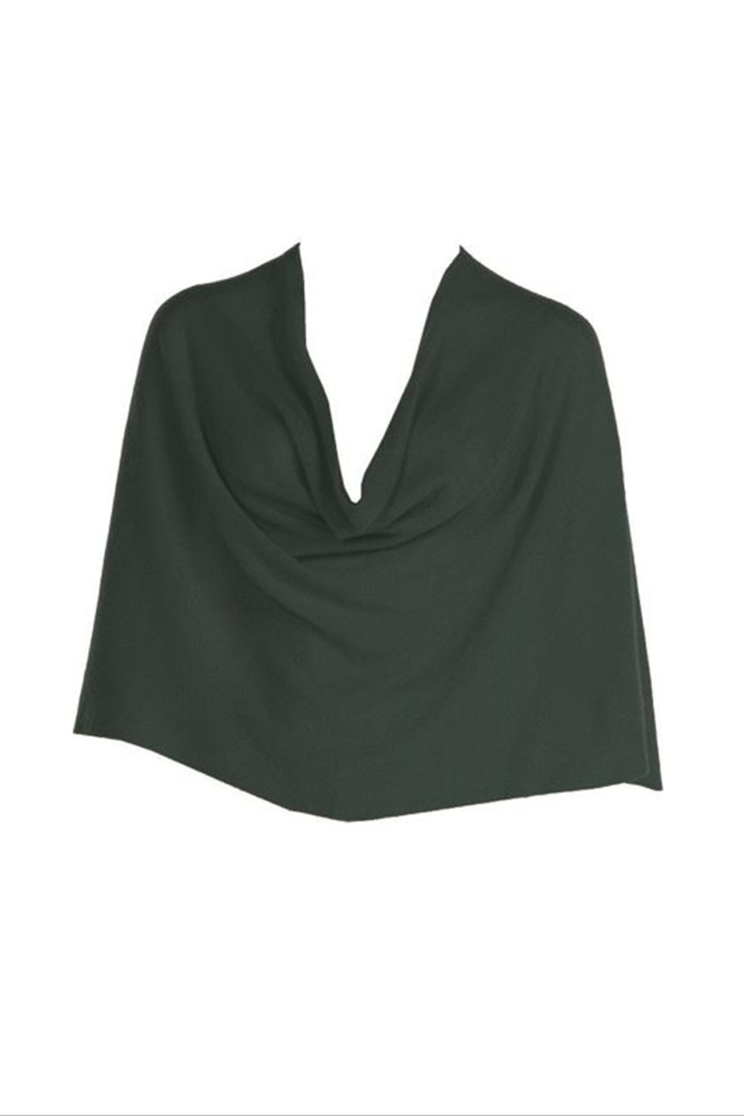 Tees by Tina Cashmere Ruana - Front Cropped Image