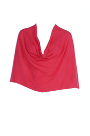 Tees by Tina Cashmere Ruana - Front cropped