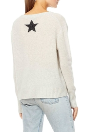 360 Cashmere Cashmere Star Sweater - Front full body