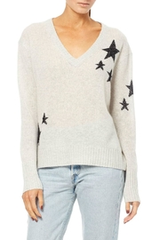 360 Cashmere Cashmere Star Sweater - Product Mini Image