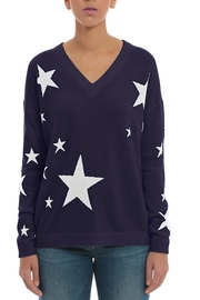 Minnie Rose Cashmere Star Sweater - Product Mini Image